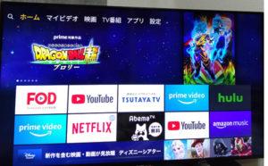 Amazon Fire TV StickならAmazon Prime Video以外の動画配信サービスを利用できる